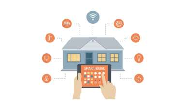 backspace podcast smart home έξυπνο σπίτι