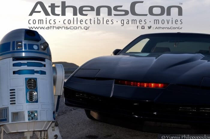 AthensCon 2016: 3-4 Δεκεμβρίου στο κλειστό Tae Kwon Do