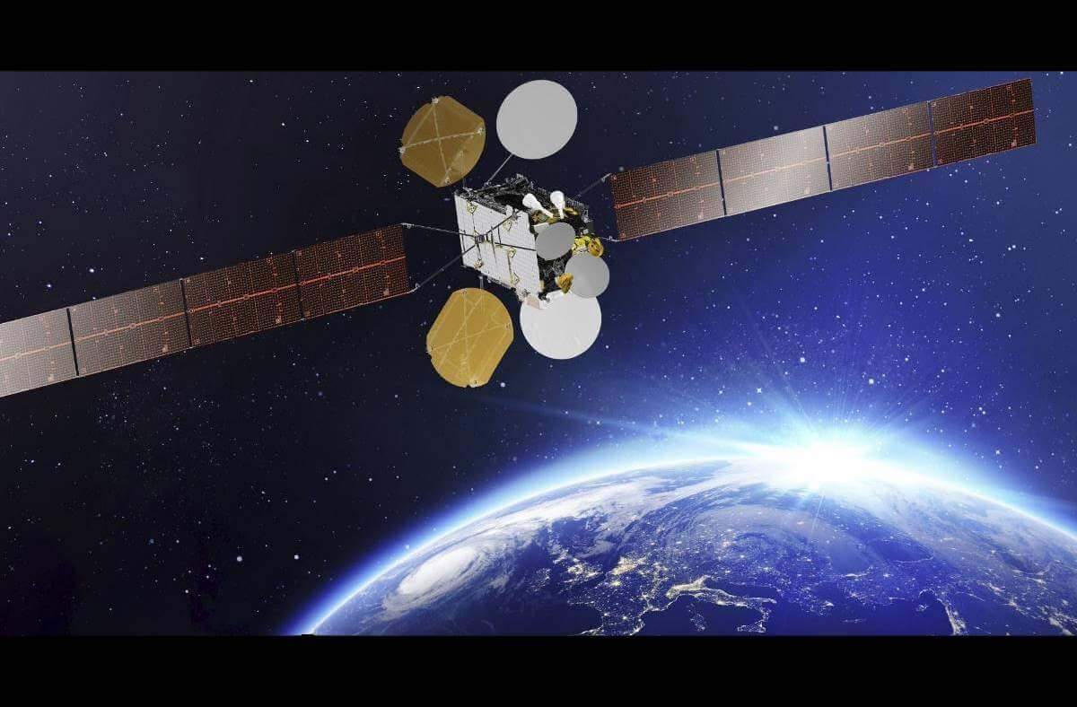 Διαστημική Υπηρεσία Hellas Sat