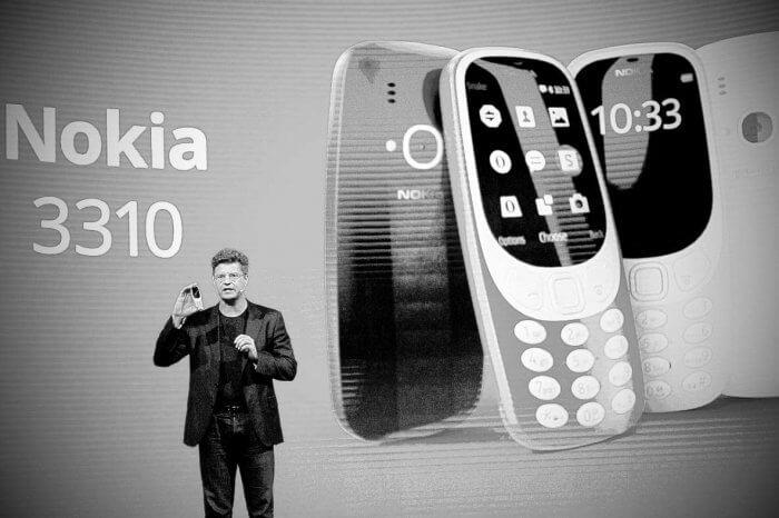 Το Φιάσκο Nokia 3310
