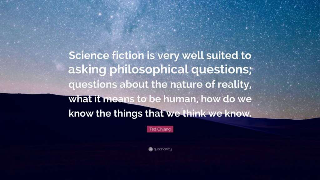 Ted Chiang quotes