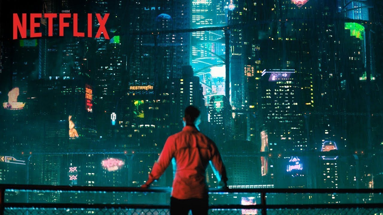Altered Carbon: Cyber Punk , Sci-Fi και τέτοια
