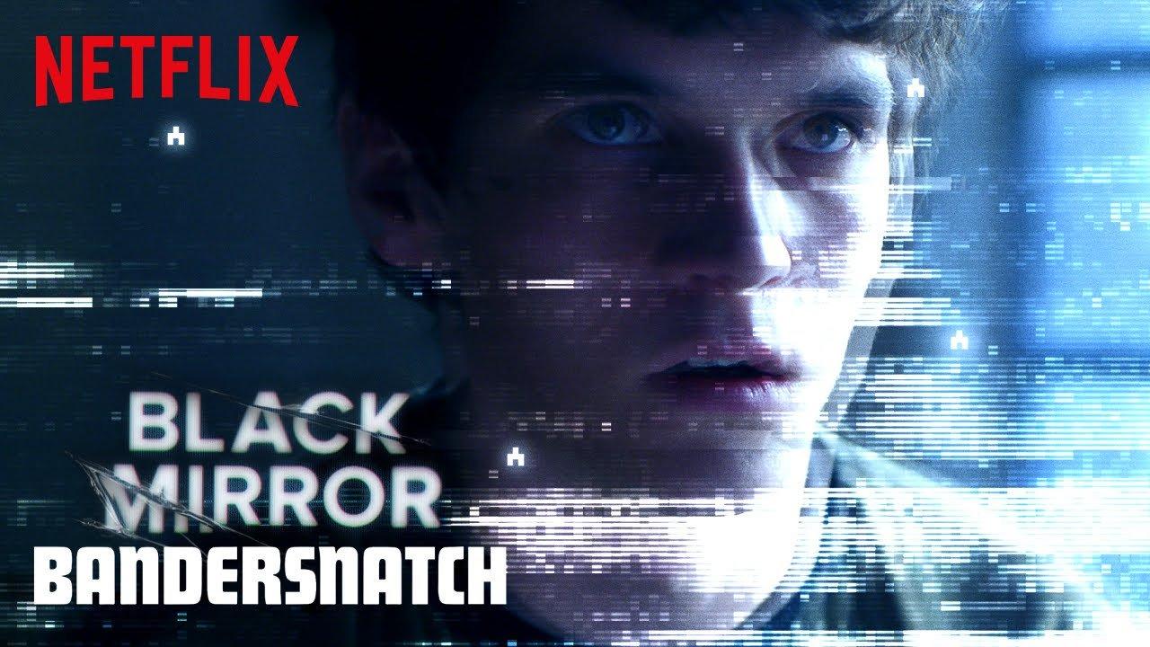 Black Mirror :Bandersnatch [είναι σίγουρα ταινία αυτό;]