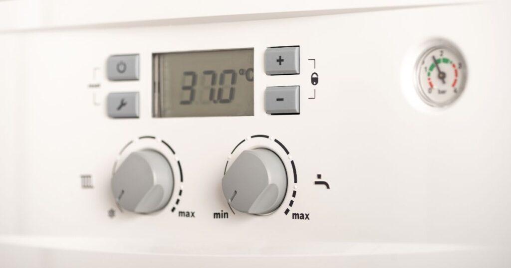καυστήρας αεριου